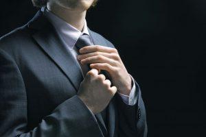 combinação de gravata